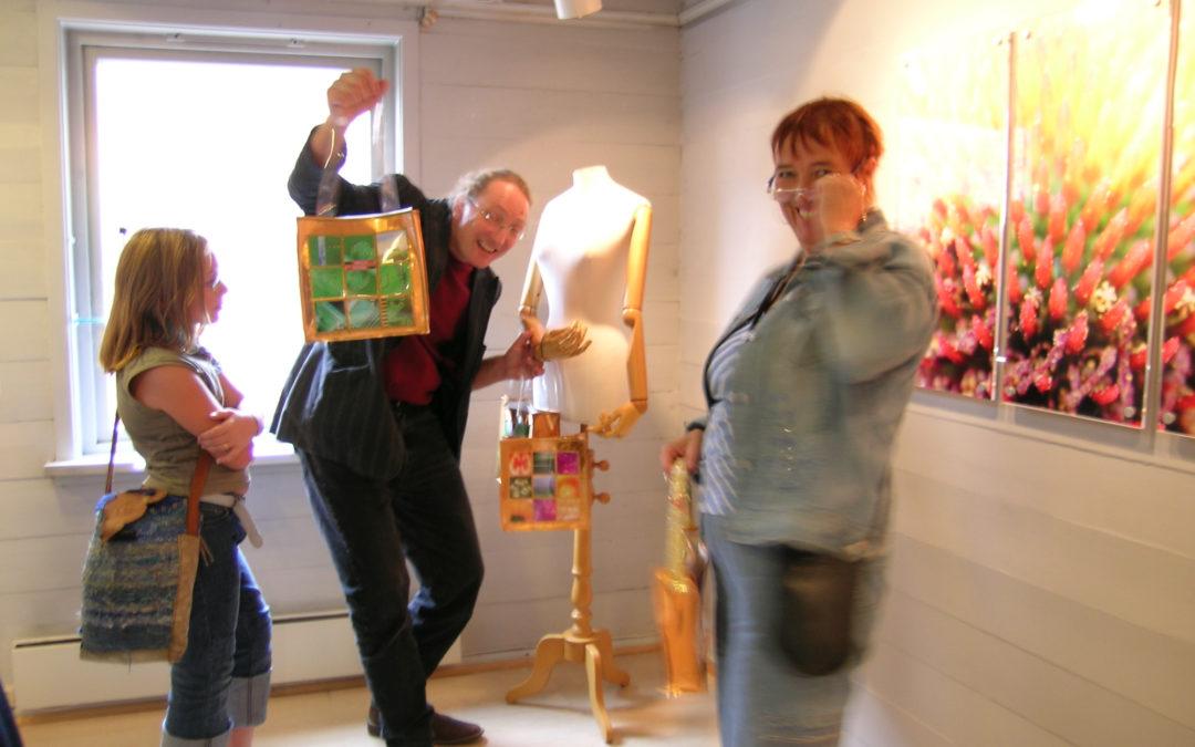 Jære goes digital – Galleri Krossen 2004
